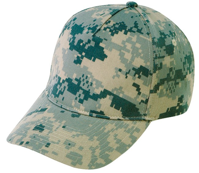 (75922) Digital Camo Cap