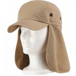 (23402) EAR FLAP COTTON TWILL