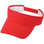 (25303) PRO STYLE BRUSHED COTTON TWILL VISOR