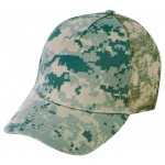 (75929) Digital Camo Cap w/Mesh Back