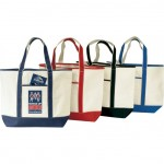 (BS167) DELUXE CANVAS TOTE BAG