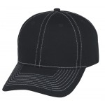 (29204) LOW CROWN CONSTRUCTED COTTON TWILL WASHED CAP