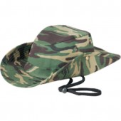 (23103) HUNTING CAMO COTTON TWILL