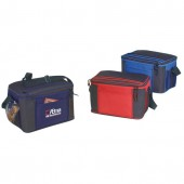 (4023) DELUXE POLY 12 - PACK COOLER