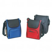 (4030) DELUXE INSULATED POLY LUNCH BAG