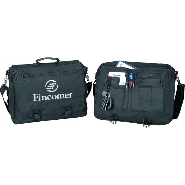(5015) DELUXE EXPANDABLE BRIEFCASE