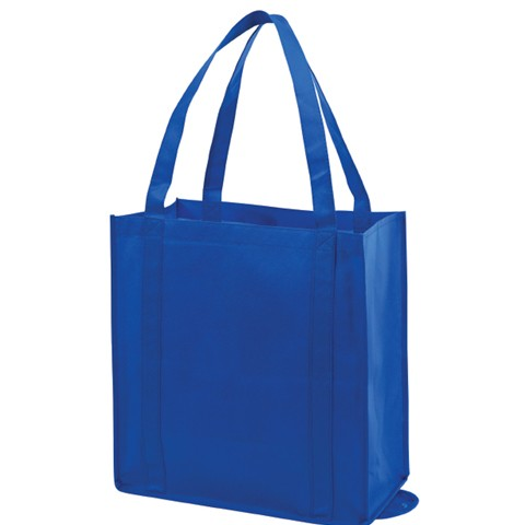 (BS116)NON-WOVEN FOLDABLE TOTE BAG