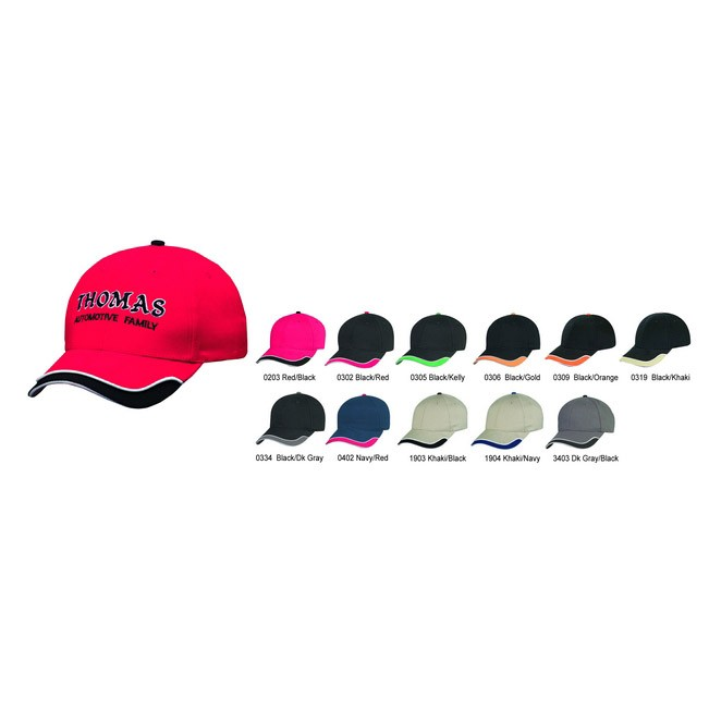 (U-CAP) BRUSHED COTTON CAP