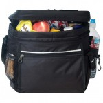 (4056) 24-PACK COOLER W/ EASY ACCESS & CELL PHONE POCKET
