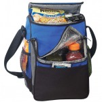 (4058) DELUXE POLY COOLER W/ LUNCH BAG