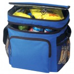 (4062) DELUXE POLY COOLER W/ LUNCH BAG