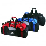 (6051) DELUXE DUFFEL BAG