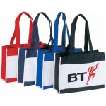 (BS137) CANVAS TOTE BAG