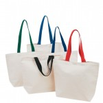 (BS158) CANVAS TOTE BAG