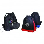 (BS196) EXPANDABLE POLY DRAWSTRING BACKPACK